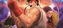 Street Fighter 30th Anniversary Collection: Sammlung mit Prügel-Klassikern erscheint Ende Mai