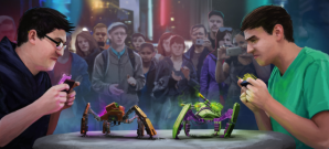 Robotik-Monster mit App-Unterst�tzung sollen Spielewelt erobern
