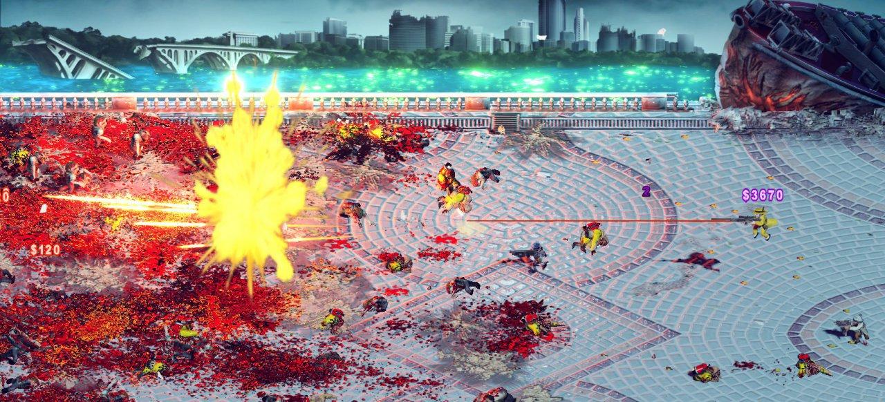Zombie Hunter, Inc. (Action) von Maya Gameworks