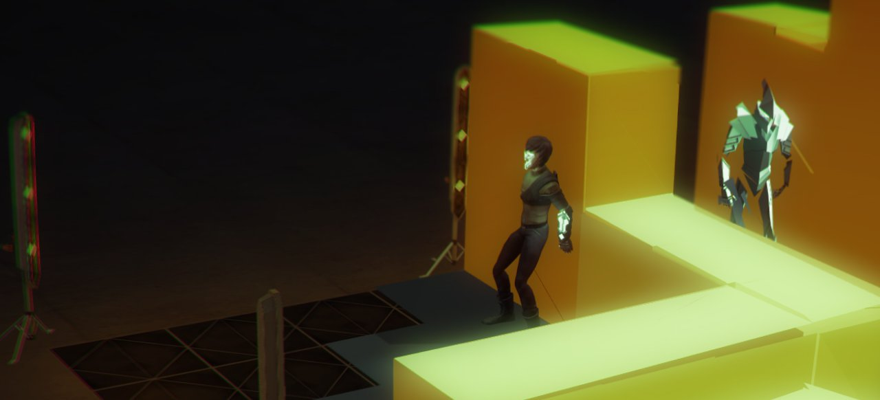 Volume (Action) von Mike Bithell