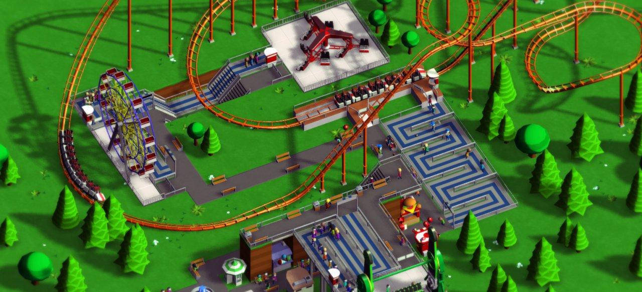 Parkitect (Simulation) von