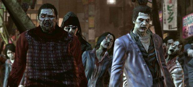 Yakuza: Dead Souls (Action) von Sega