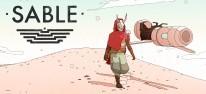 Sable: Erkundungsreise durch eine offene Wüstenlandschaft