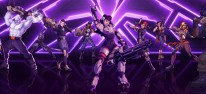 "Agents of Mayhem: ""Safeword Agent Pack"" (DLC) mit Kinzie Kensington"