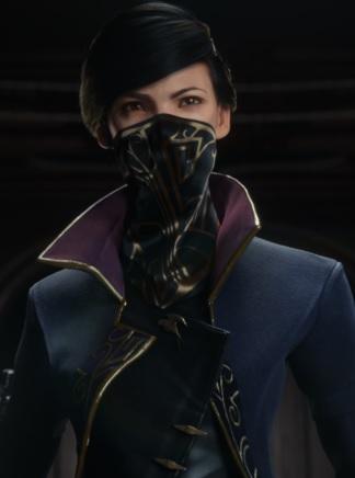 Alle Infos zu Dishonored 2: Das Vermächtnis der Maske (PlayStation4)