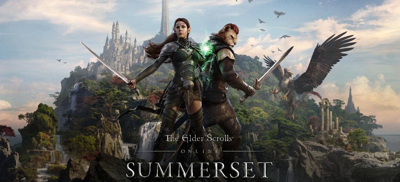 The Elder Scrolls Online: Summerset (Rollenspiel) von Bethesda Softworks