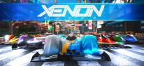 Xenon Racer: Arcade-Rennspiel rollt Anfang 2019 in die Startaufstellung