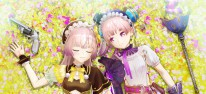 Atelier Lydie & Suelle: The Alchemists and the Mysterious Paintings: Crafting-System und das Journal
