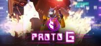 Proto-G: Indiegogo-Kampagne zur futuristischen Hack'n'Slash-Action gestartet