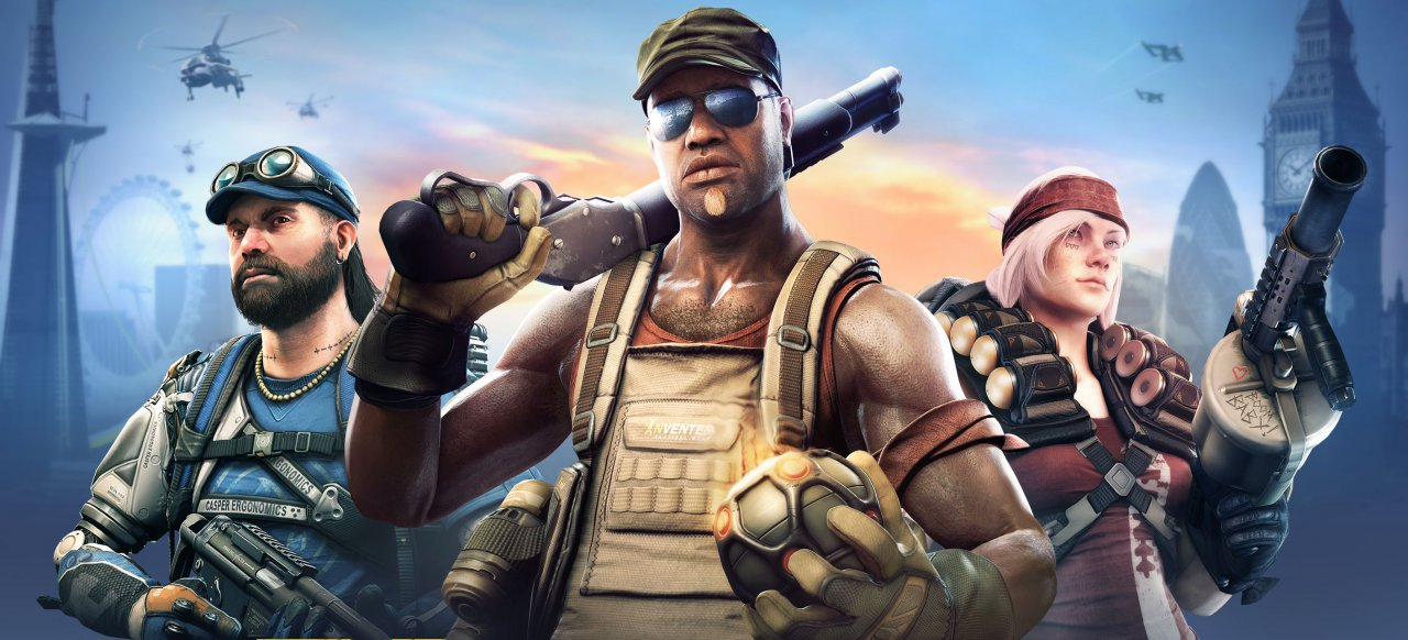 Dirty Bomb (Shooter) von Warchest