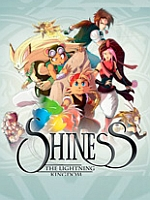 Alle Infos zu Shiness: The Lightning Kingdom (PlayStation4)
