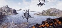 Actionreiche Flugzeugträger-Beschützung für VR angekündigt