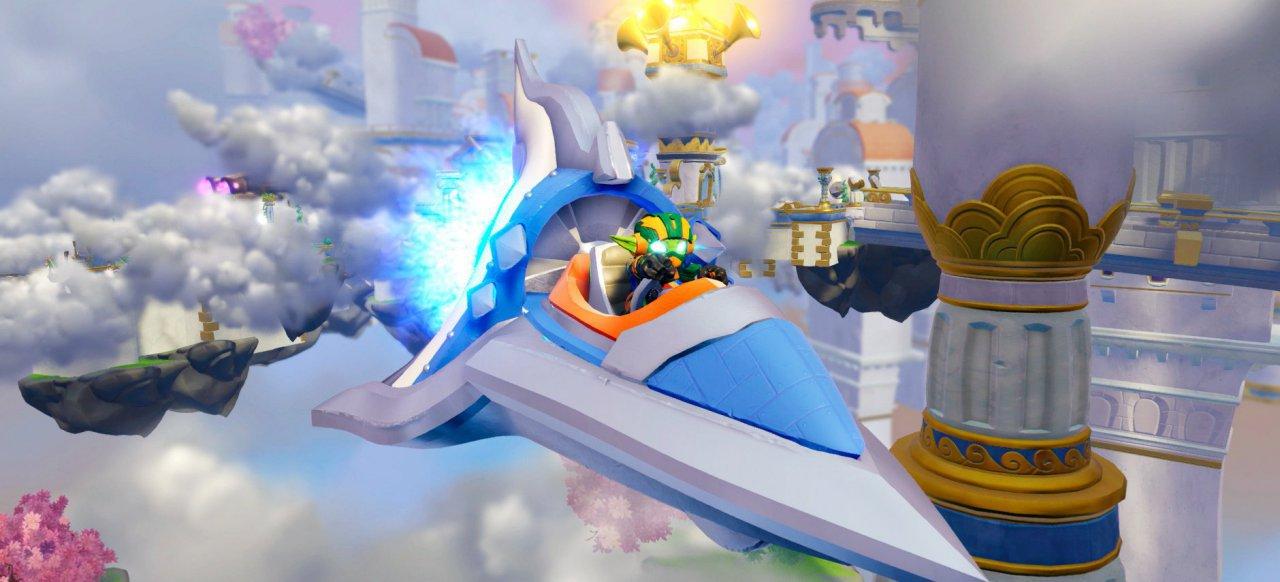 Skylanders: SuperChargers (Action) von Activision Blizzard