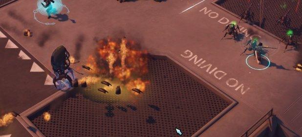 Starvoid (Strategie) von Paradox Interactive