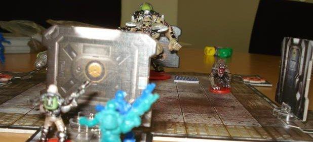 Doom - Das Brettspiel (Brettspiel) von Heidelberger Spielverlag