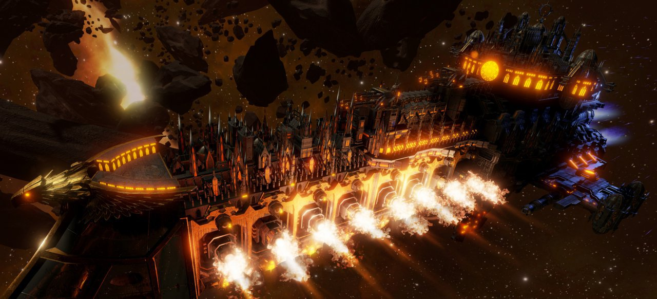 Battlefleet Gothic: Armada (Strategie) von Focus Home Interactive