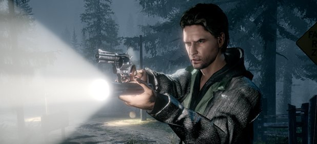 Alan Wake (Action) von Microsoft