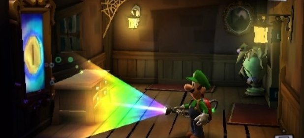 Luigi's Mansion 2 (Action) von Nintendo