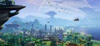 """Aven Colony: """"Expedition-Update"""" überarbeitet die Weltkarte grundlegend"""