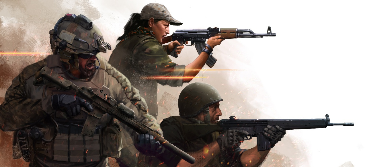 Insurgency: Sandstorm (Shooter) von Focus Home Interactive