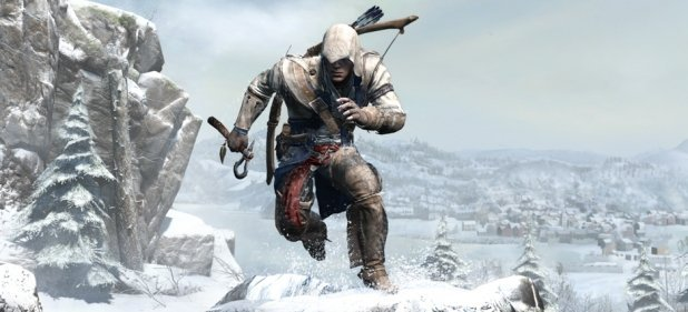 Assassin's Creed 3 (Action) von Ubisoft