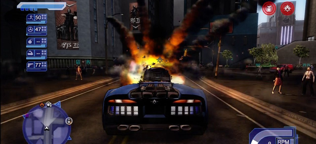 Crackdown  (Action) von Microsoft