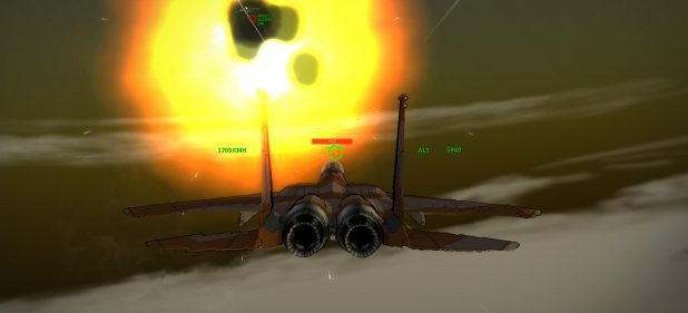 Vector Thrust (Action) von Iceberg Interactive