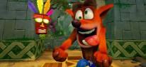 Crash Bandicoot N. Sane Trilogy: Gerücht: Weiteres Spiel in Arbeit, Trilogie-Umsetzung für PC und Switch?