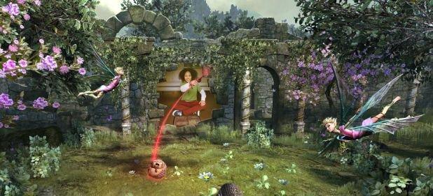 Wonderbook: Das Buch der Zaubertränke (Adventure) von Sony