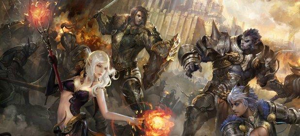 Dragon Knights (Rollenspiel) von Aeria Games