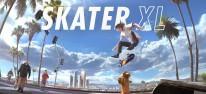 Skater XL: Skateboard-Simulation ist in den Early Access gerollt