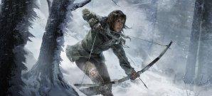 Wie schl�gt sich Lara Croft auf der PlayStation 4?