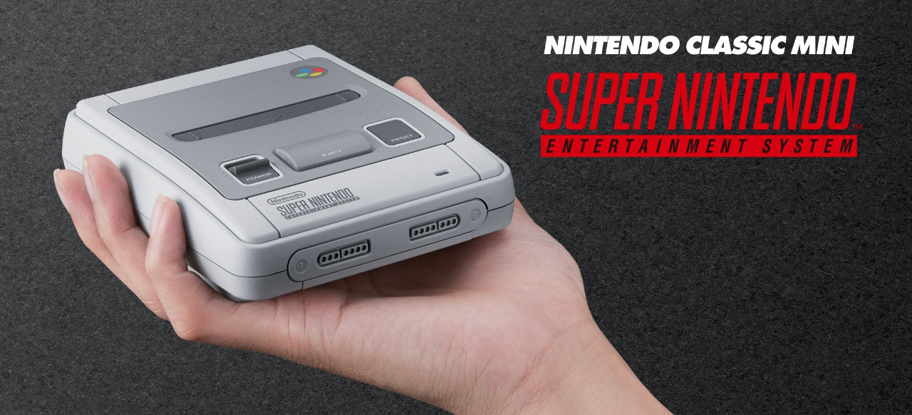 Nintendo Classic Mini: Super Nintendo Entertainment System (Hardware) von Nintendo