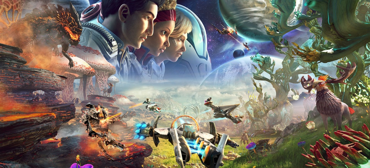 Starlink: Battle for Atlas (Action) von Ubisoft