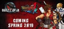 Guilty Gear - 20th Anniversary Edition: Switch-Bundle zum Jubiläum der Beat'em-Up-Serie angekündigt