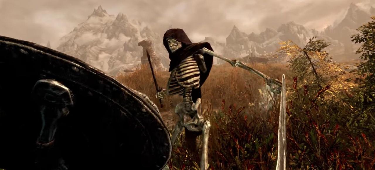 The Elder Scrolls 5: Skyrim VR (Rollenspiel) von Bethesda