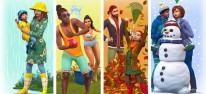 Die Sims 4: Jahreszeiten: Dyamischer Wetterwechsel und neue Aktivitäten ab 22. Juni