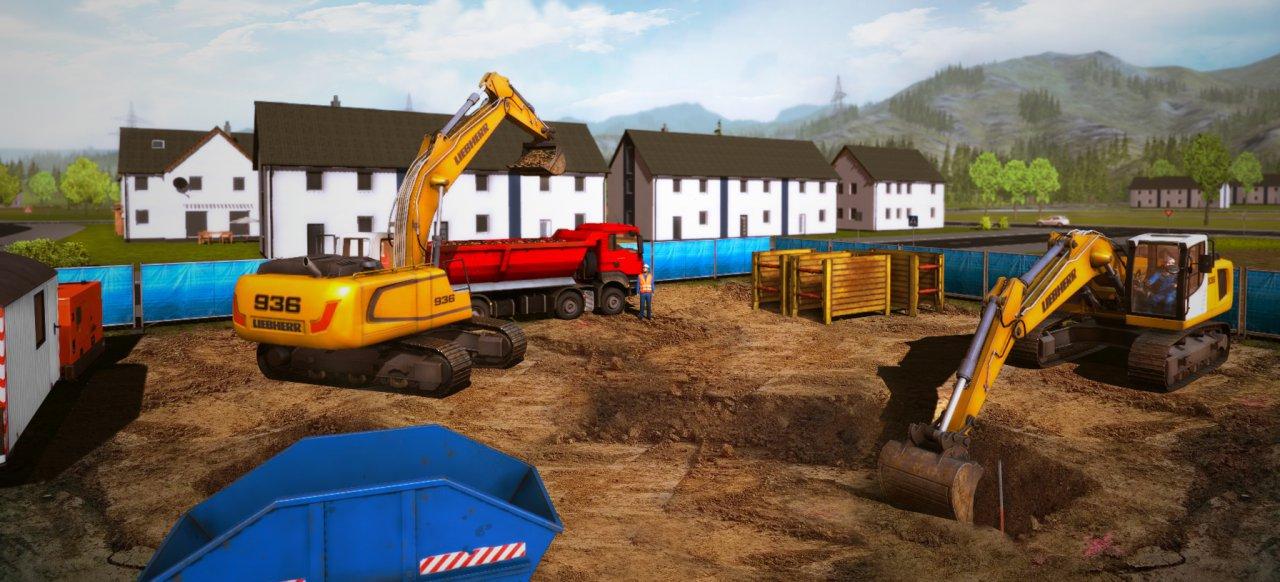 Bau-Simulator 2015 (Simulation) von astragon