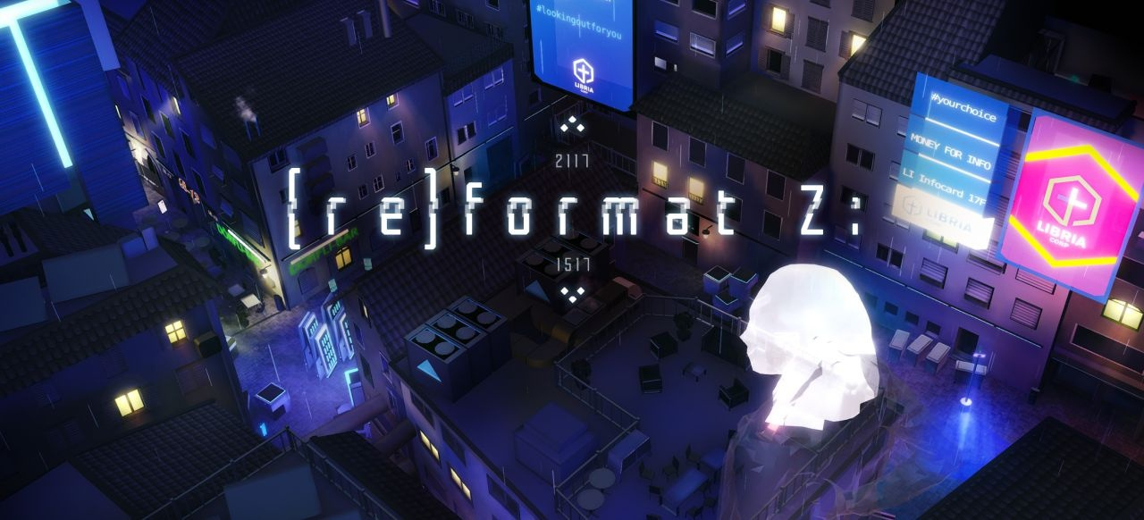 (re)format Z: (Action) von Blindflug Studios