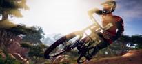 Descenders: Downhill-Freeriding: Mit dem Mountainbike von prozedural generierten Bergen ins Tal