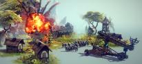 Besiege: Early Access Update: Mehrspieler-Modus und Level-Editor