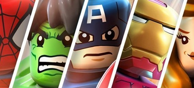 Lego Marvel Super Heroes (Action) von Warner Bros. Interactive Entertainment
