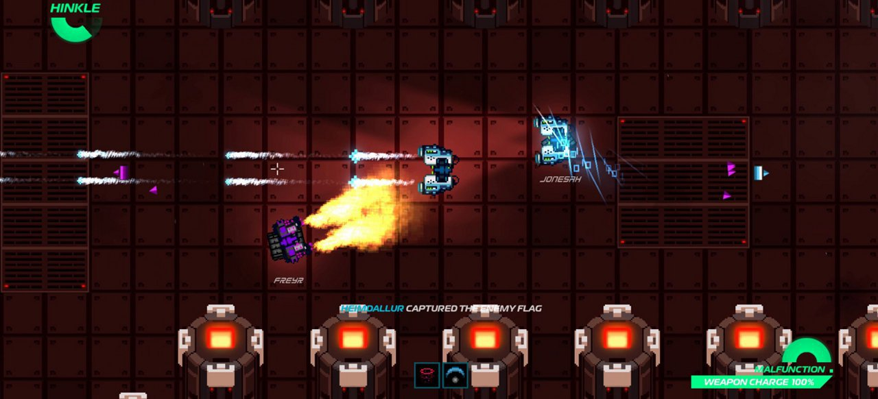 Broken Bots (Action) von Bunnycopter