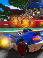 Alle Infos zu Team Sonic Racing (PlayStation4)