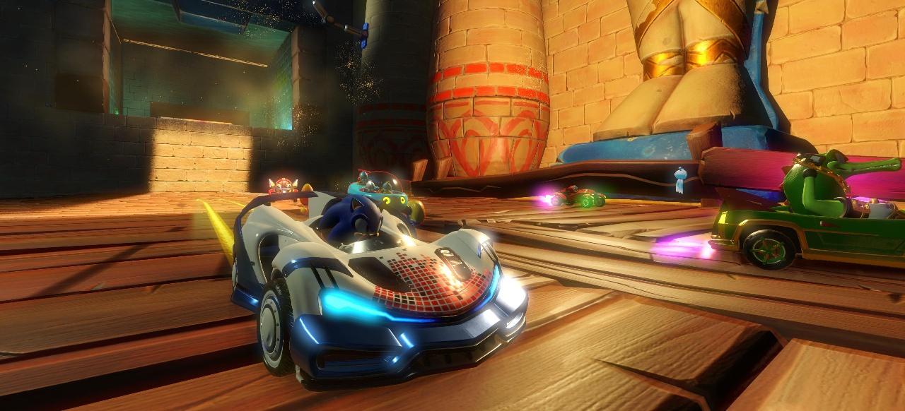 Team Sonic Racing () von SEGA