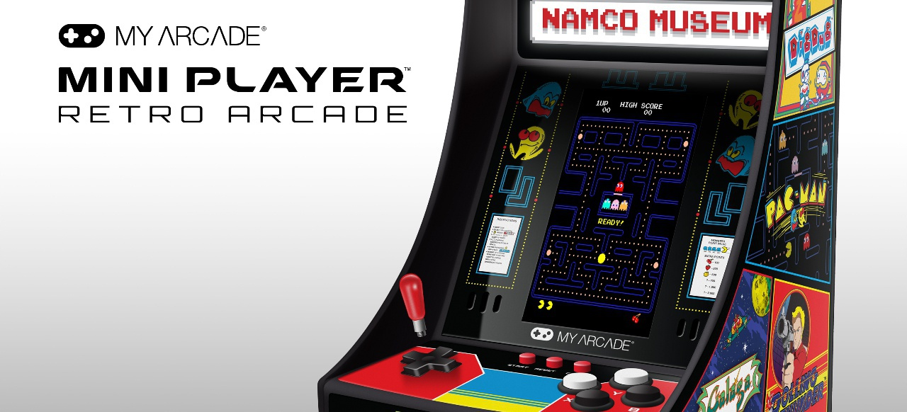 Namco Museum Mini Player (Hardware) von Bandai Namco