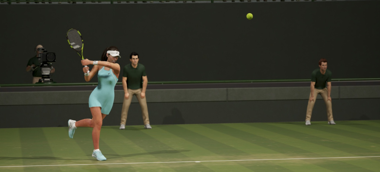 AO International Tennis (Sport) von Big Ant Studios / Microïds