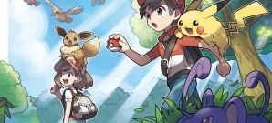 Partner-Pokémon, bekannte Gesichter und Weltkarte