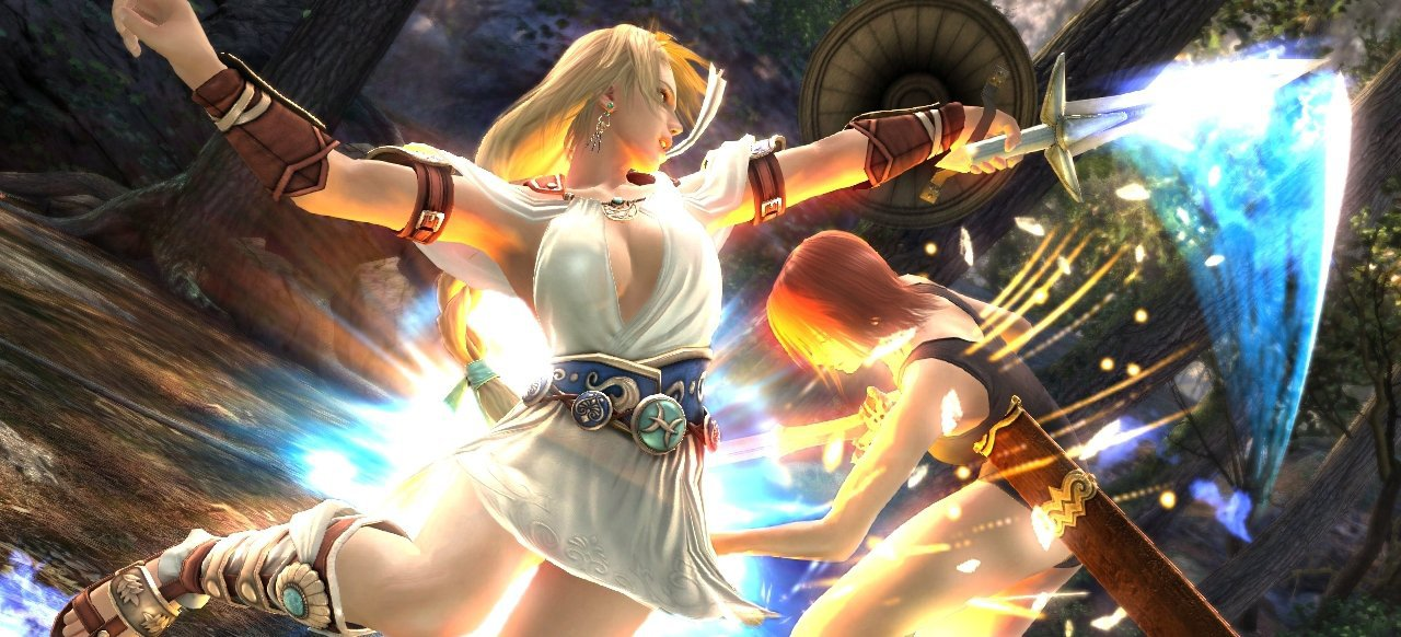 Soul Calibur: Lost Swords (Action) von Namco Bandai