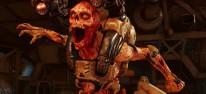 Doom VfR: Für PlayStation VR und HTC Vive veröffentlicht; Game-Ready-Treiber für GeForce-Grafikkarten